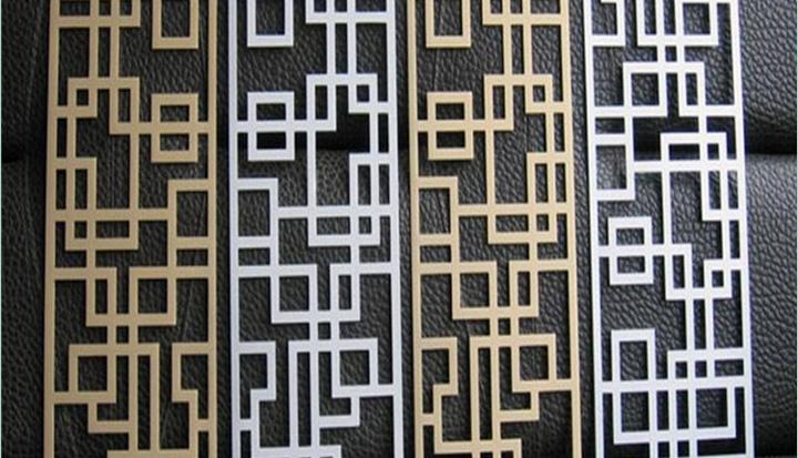 艺术镂空氟碳雕花铝单板