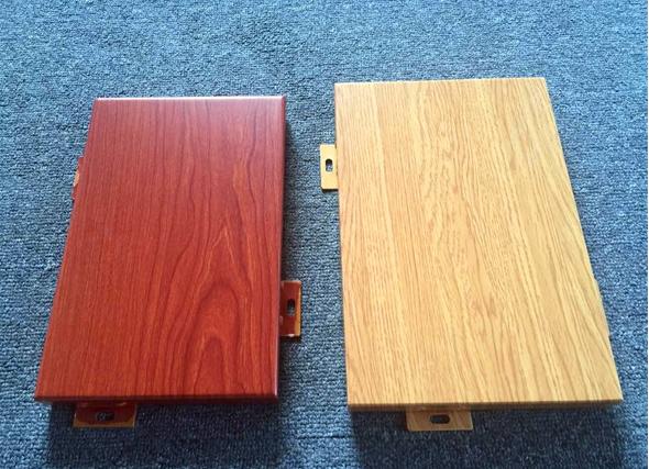云南国昆铝业仿木纹铝单板为什么越来越受建筑青睐