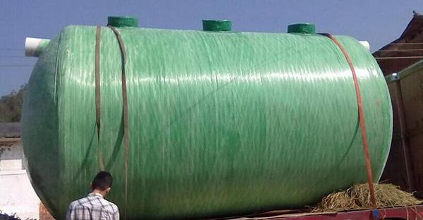 潮州玻璃钢模压化粪池推广使用的重要性