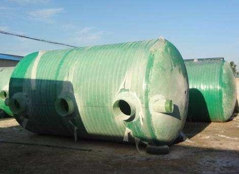 汕头玻璃钢化粪池的正确清理方法