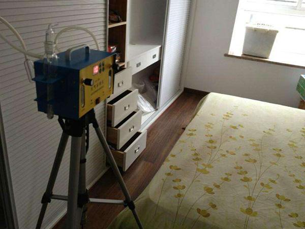 六安室内空气检测的操作步骤及注意细节