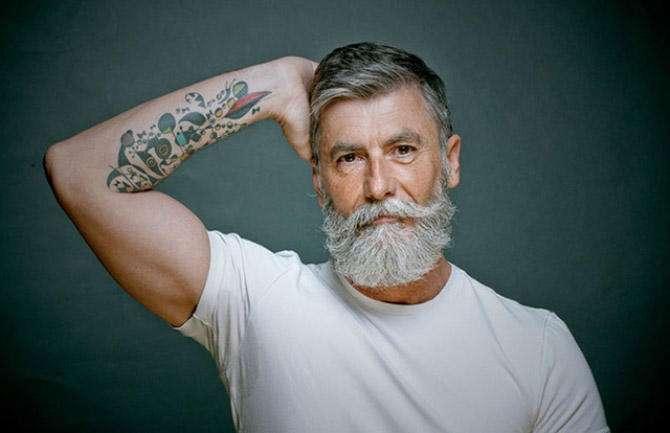 《厦门纹身》讲解老了之后纹身对身体有伤害吗?