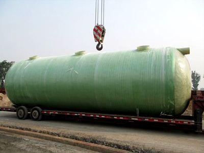 泉州玻璃钢化粪池耐腐蚀能力的决定因素