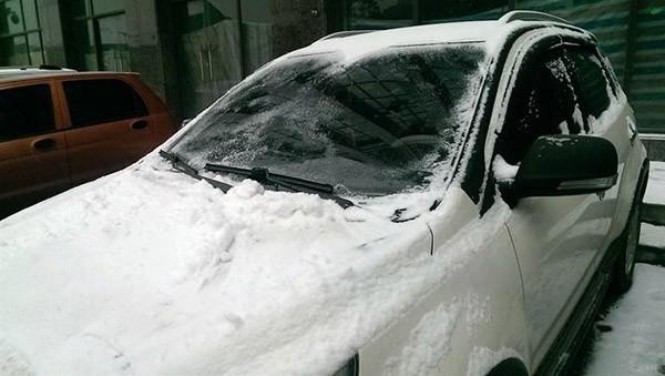 海晏县汽车救援公司分享雪天汽车故障应对技巧