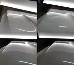 宝马三系机凹陷修复