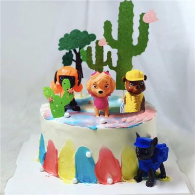 DIY生日蛋糕