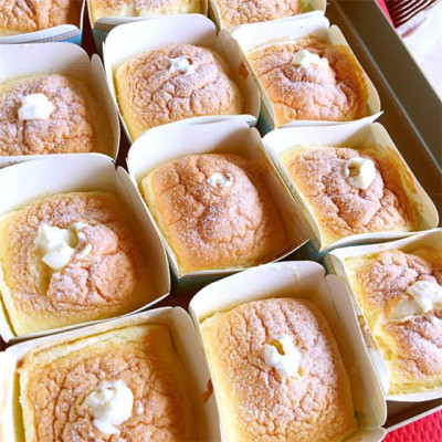 北海道戚风蛋糕1