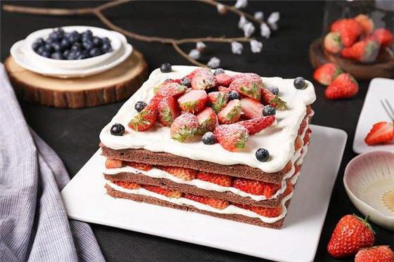 水果裸蛋糕1