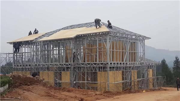 钢结构的优点主要有哪些?