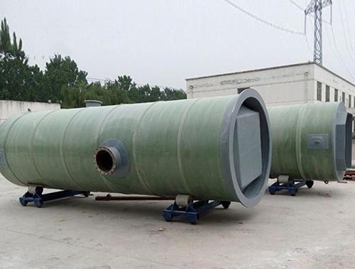 厦门一体化预制泵站设计及设计规范