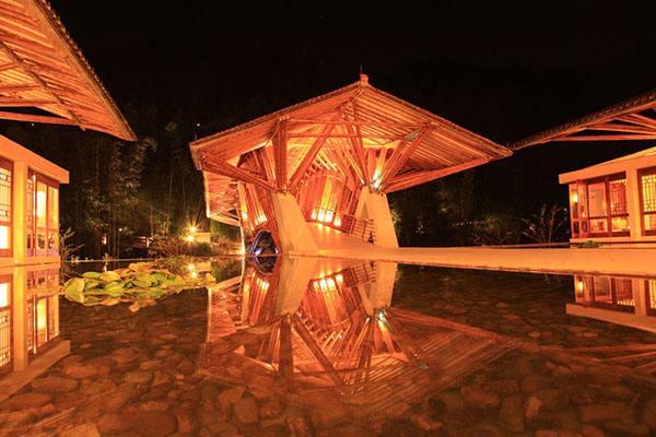 竹建筑有什么优势!竹建筑优点大全