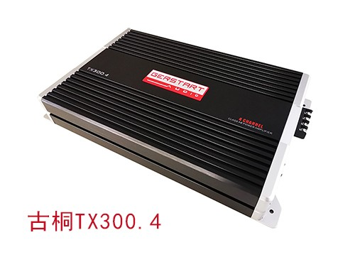 古桐TX300.4功放