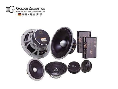 黄金声学GT165.3三分频套装