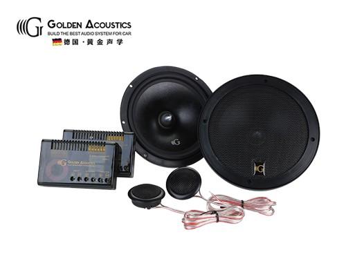 黄金声学GE6.2两分频套装