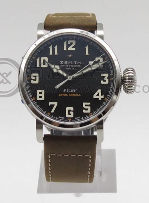 真力时 TYPE 20 EXTRA SPECIAL系列复刻手表