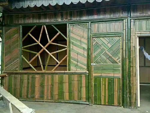四川竹房子