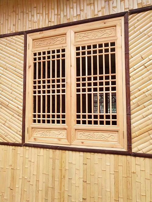 四川竹窗户