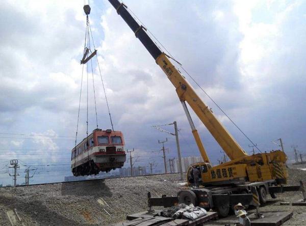 梧州吊车救援时高空作业注意的一些事项