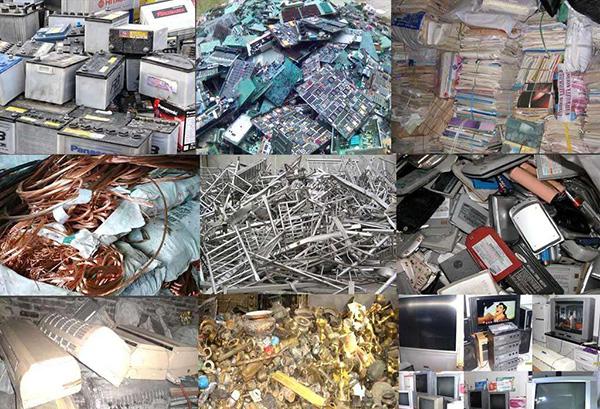 台州二手物资回收
