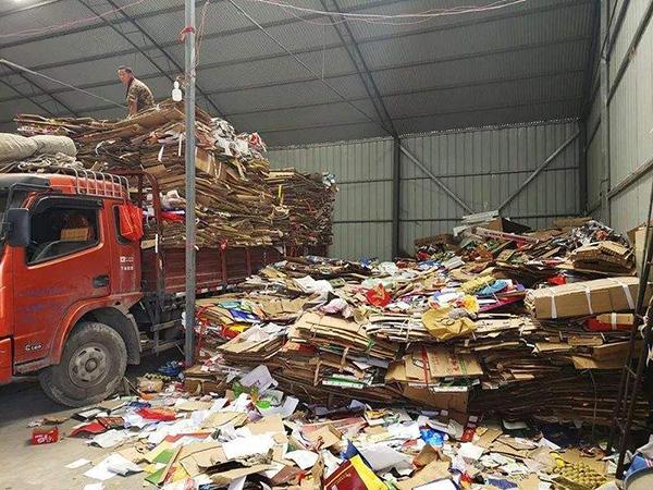 台州纸制品上门回收