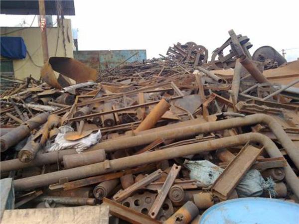 台州拆迁废铁高价回收
