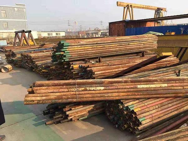台州废旧钢管回收