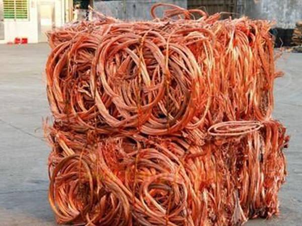 台州废铜回收环保的处理方式