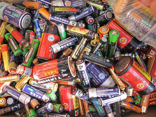 废弃电池如何处理你知道吗?