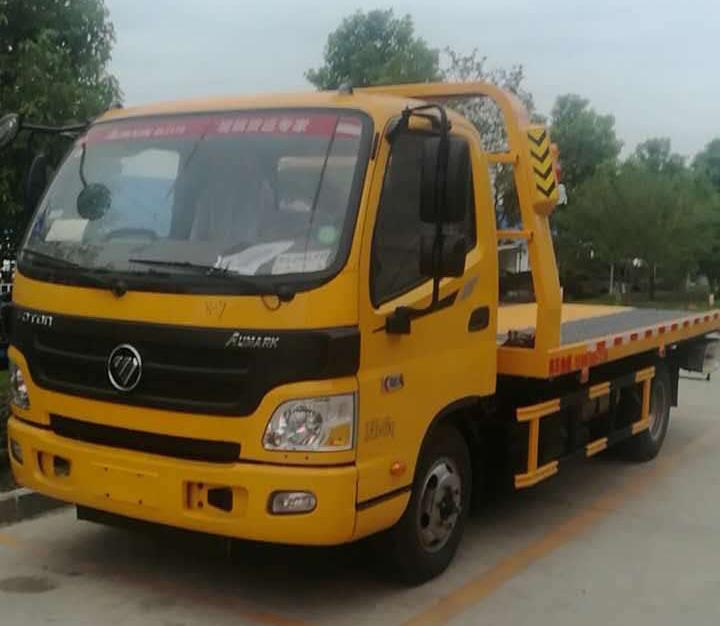界首拖车救援如何做到拖车时最大牵引力?