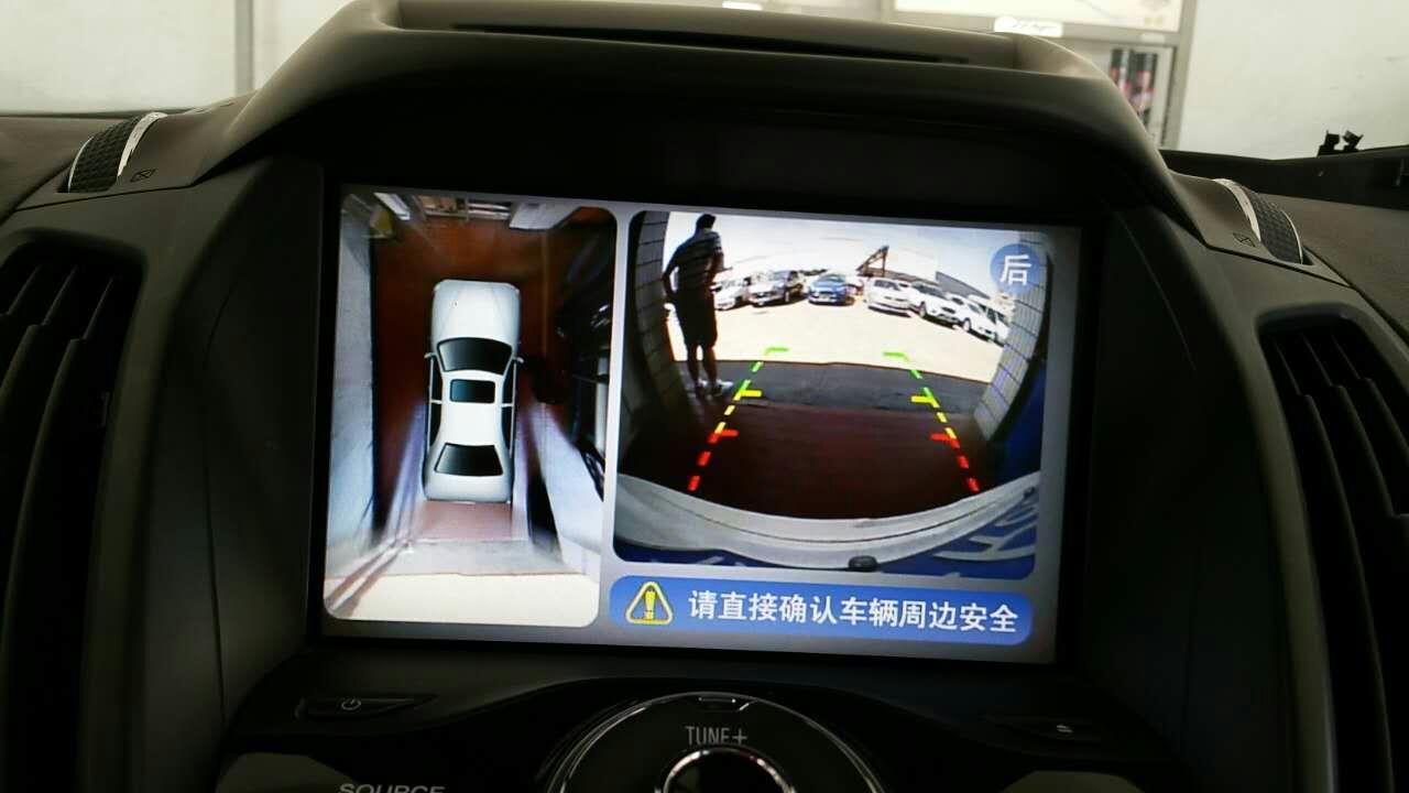 福特新锐界—新蒙迪欧360全景