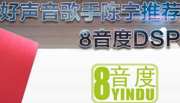 """""""8音度X2S专车专用大功率四路dsp"""""""