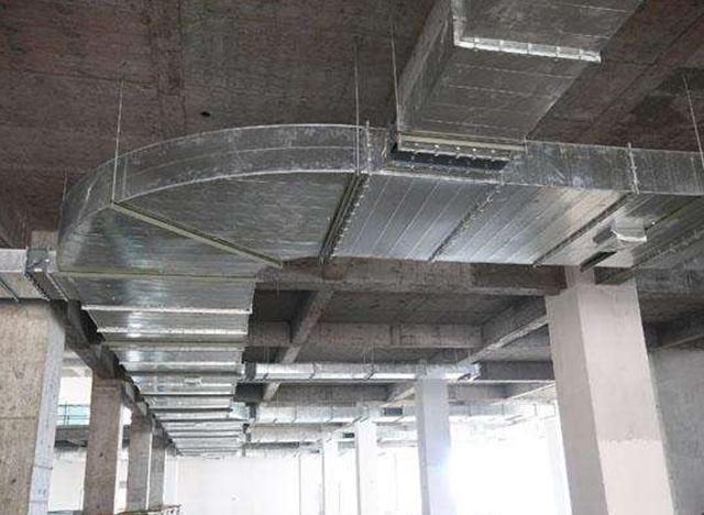 拉萨排风管道安装