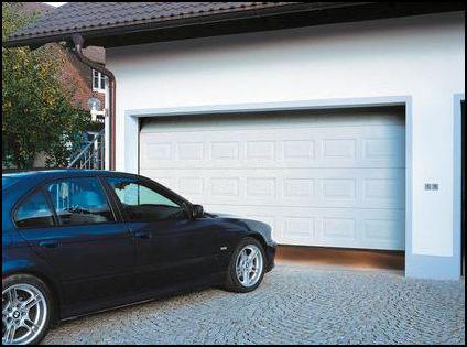 车库门安装