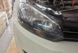 长春车灯高6升级DYS LED双光透镜案例