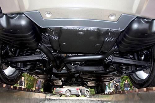 汽车底盘机件损坏怎么办?