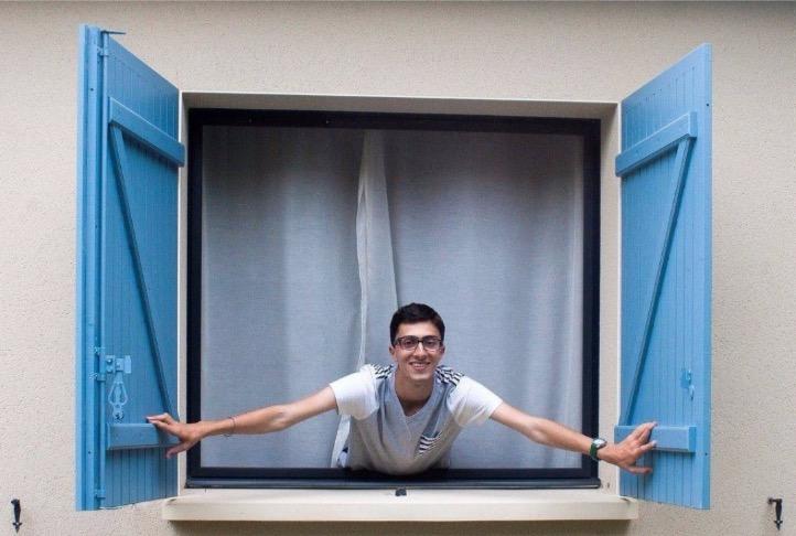 开窗通风除甲醛