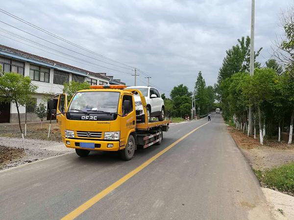 道路清障公司:清障车维护与保养