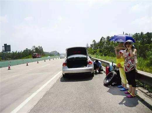 汽车救援专业为车主提供高速救援帮助