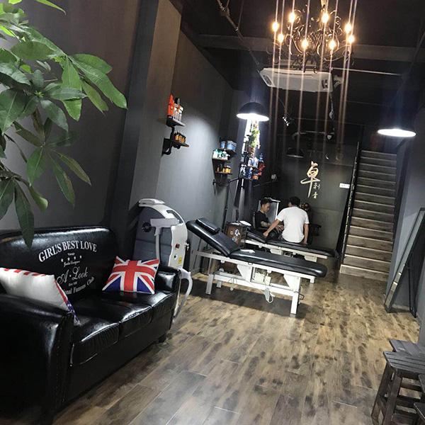 厦门卓刺青纹身店全景图