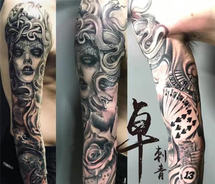 《厦门刺青》专业艺术纹身