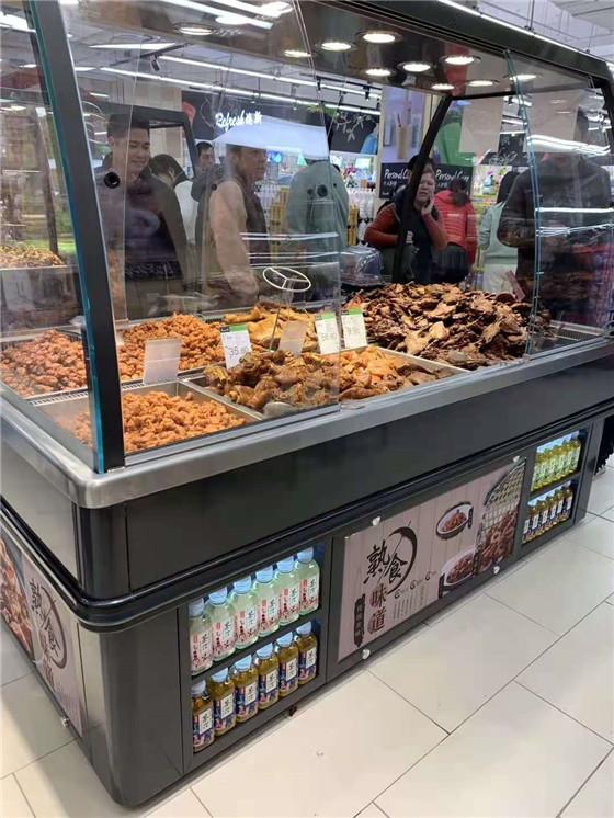 超市設備,熟食區