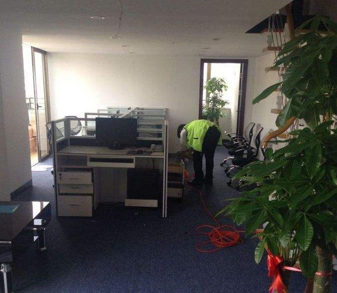 辦公室裝修后,為什么要找六安專業室內除甲醛公司