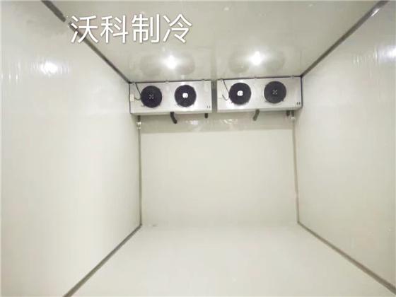 小型保鲜冷库设计安装