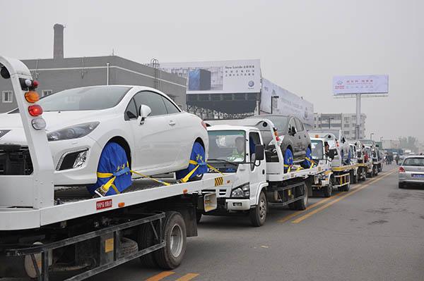 青岛货车救援汽车补胎需要注意哪些事项!