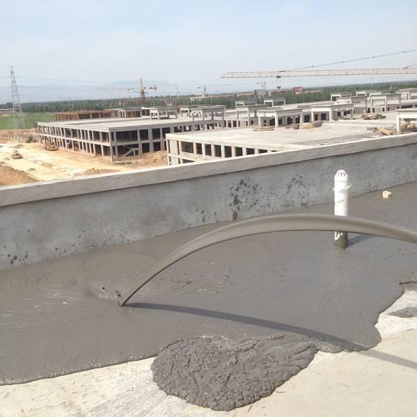 泡沫混凝土强度的影响因素及质量控制