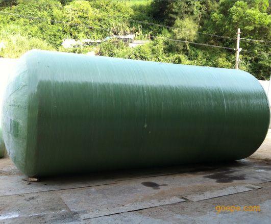玻璃钢化粪池设计要具备的特点