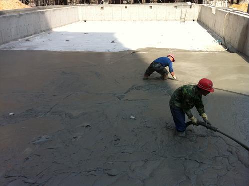 泡沫混凝土是一种新型建筑节能材料