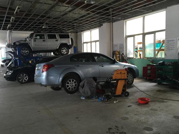 青岛汽车维修服务