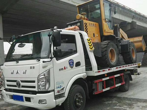 青岛大型道路救援拖车