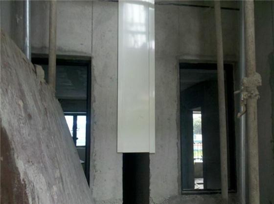 变形缝安装施工